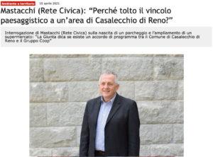 """Read more about the article Question time Mastacchi (Rete Civica): """"Esonero proporzionale per la tassa sui rifiuti"""""""