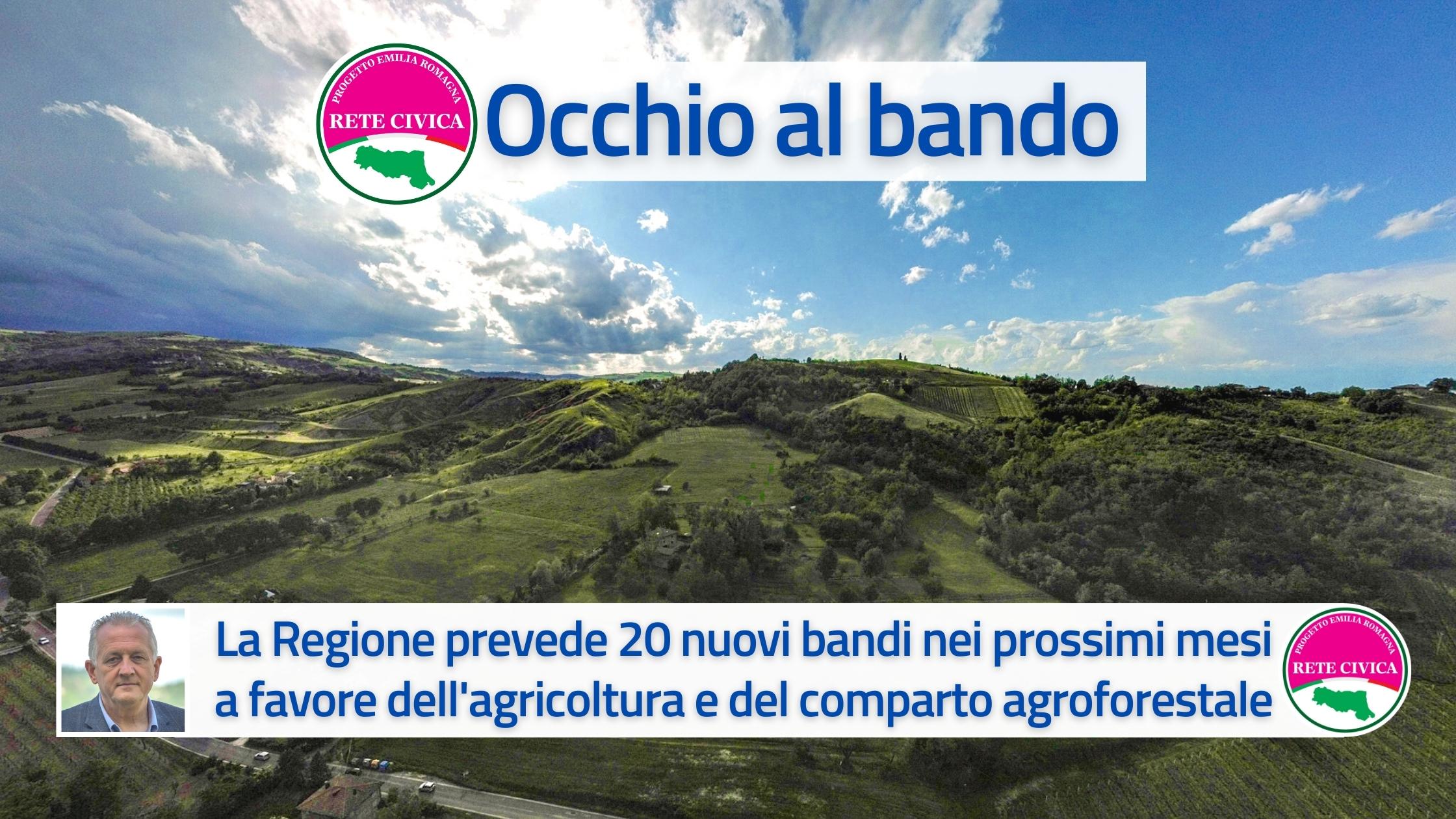 Marco Mastacchi - occhio al bando Agricoltura