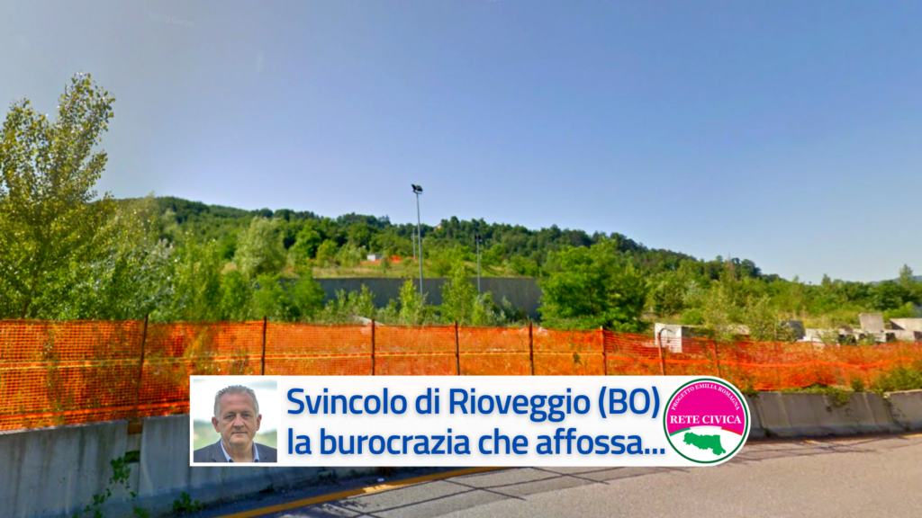 Svincolo di Rioveggio (BO): la burocrazia che affossa…